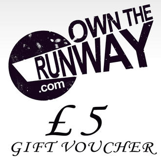 View Item Own The Runway Gift Voucher �5.00