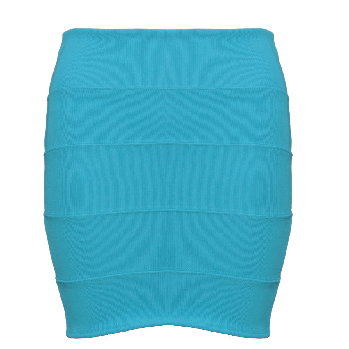 Turquoise Bodycon Skirt Preview