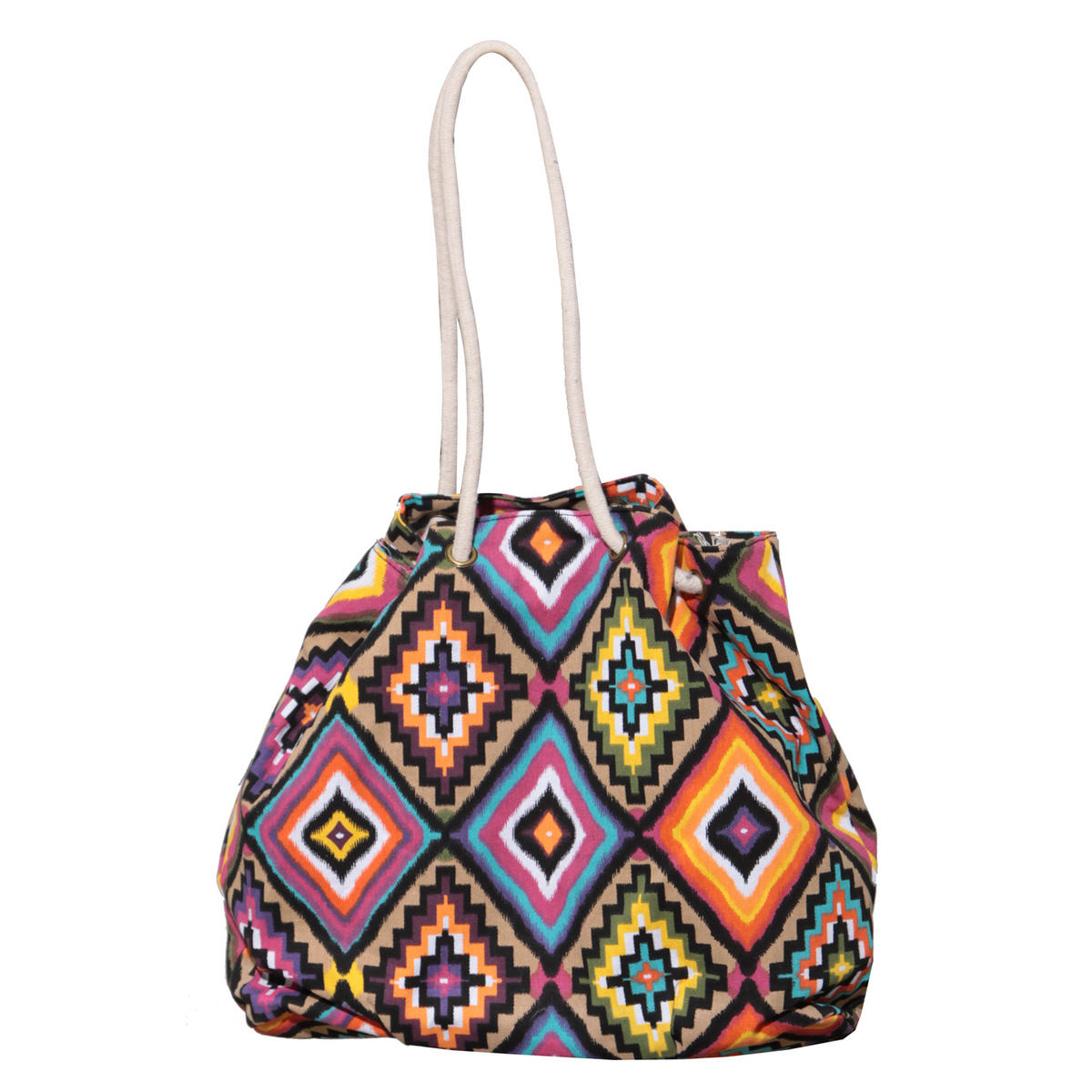 Tribal Print Bag Preview