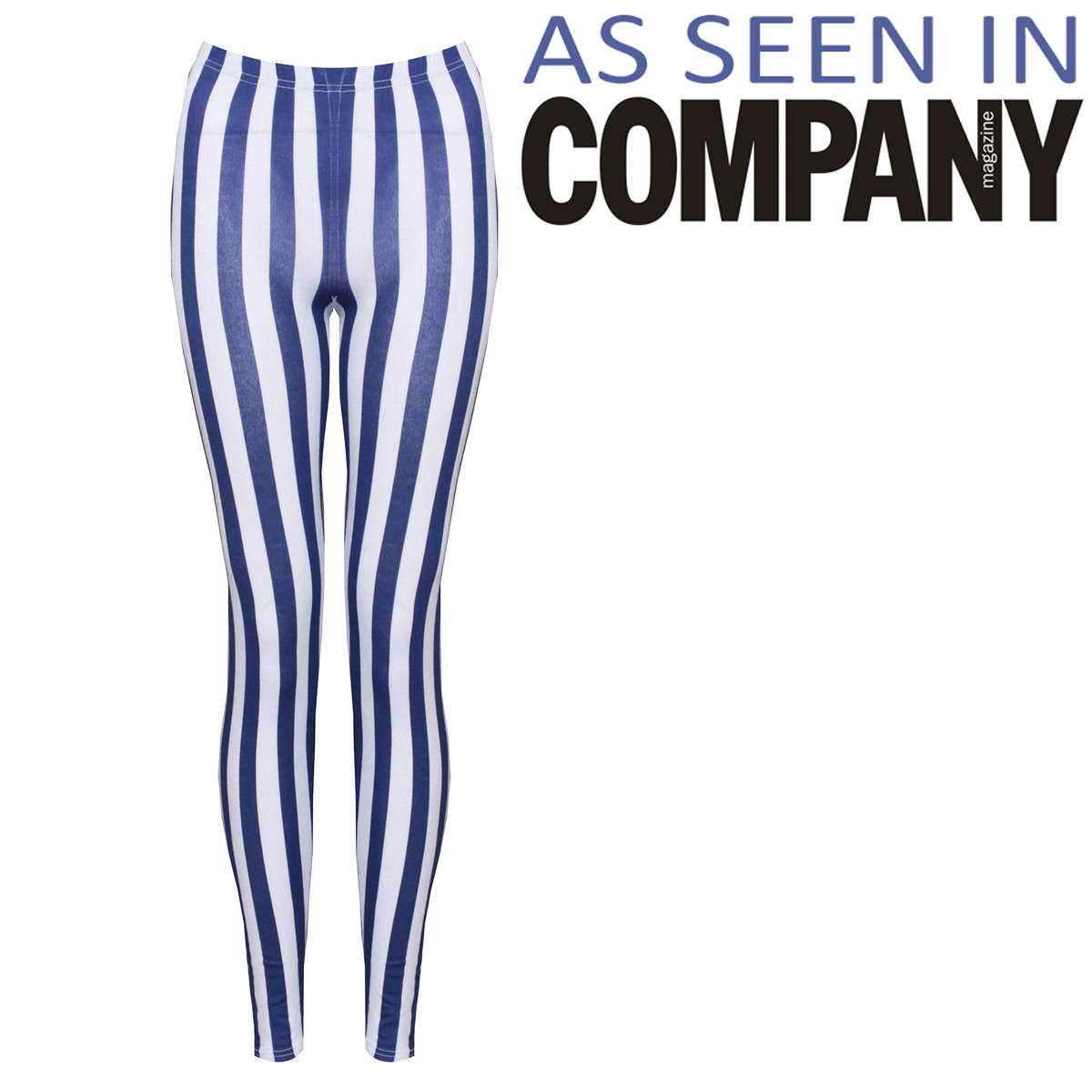 Blue Stripe Legging Preview