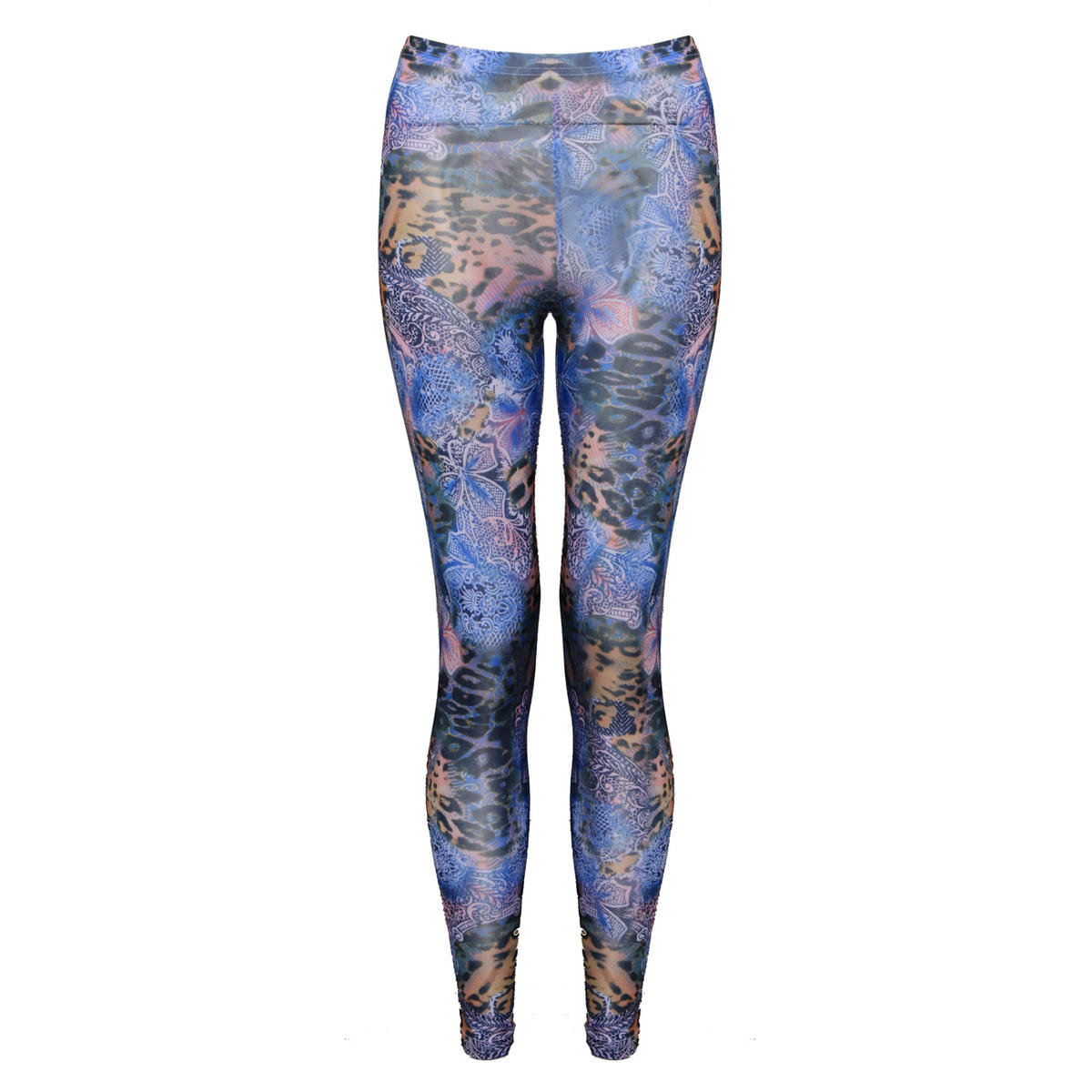 Bright Animal Multi Print Legging Preview