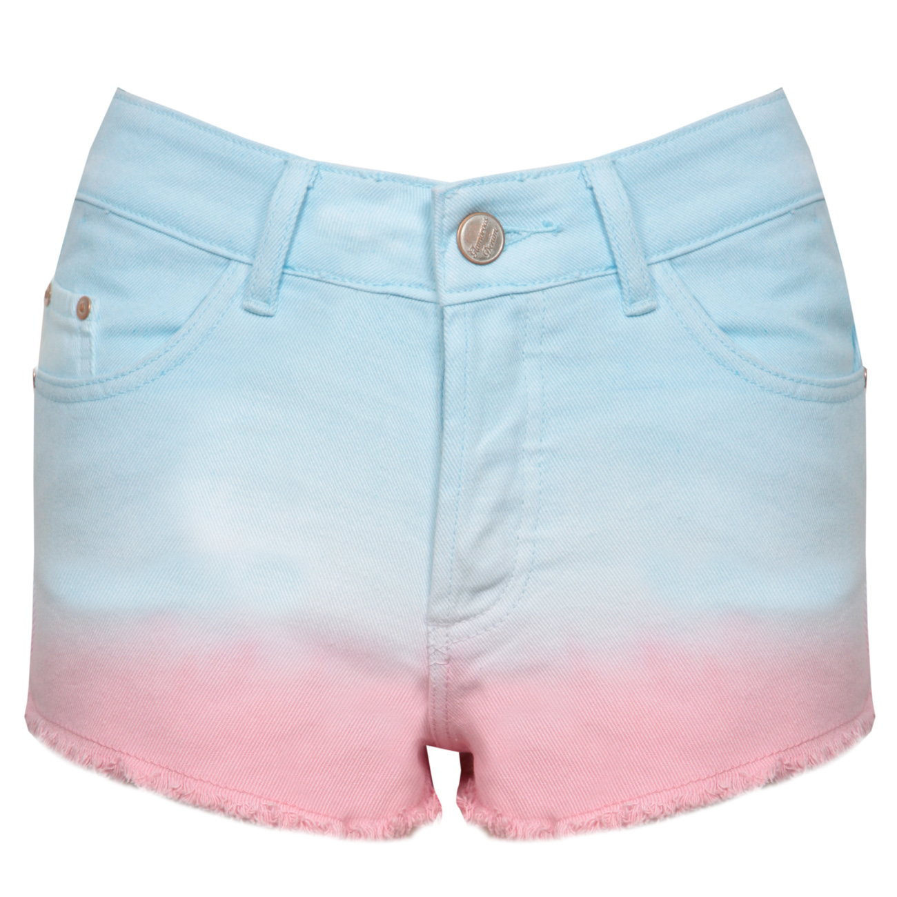 Dip Dye Cut Off Shorts Preview