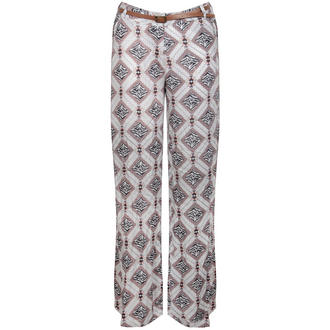 View Item SIZE 12 ONLY Animal Aztec Print Palazzo Trouser