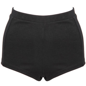 View Item Black High Waisted Knicker Shorts
