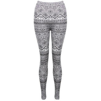 View Item Monochrome Aztec Leggings