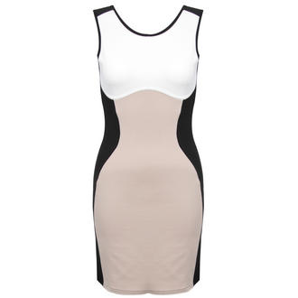 View Item Colour Block Contour Dress
