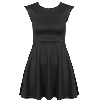 View Item Black Skater Dress