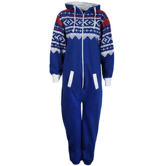 View Item Blue Aztec Onesie