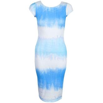 View Item Dip Dye Midi Dress
