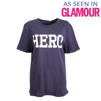 View Item Oversized 'Hero' Tee