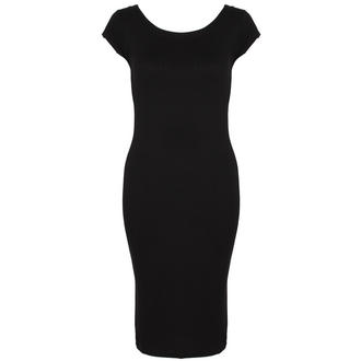 View Item Black Midi Dress