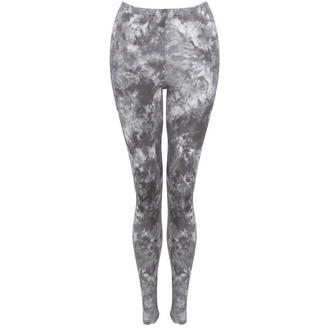 View Item Grey Tie Dye Print Leggings