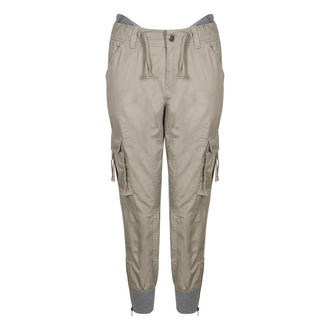 View Item Beige Combat Trousers