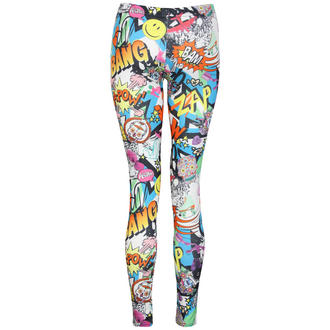 View Item Comic Print Leggings