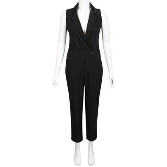View Item Black Tailored Jumpsuit