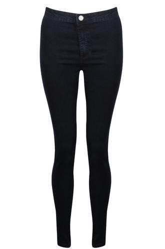 View Item Indigo High Waisted Skinny Jeans