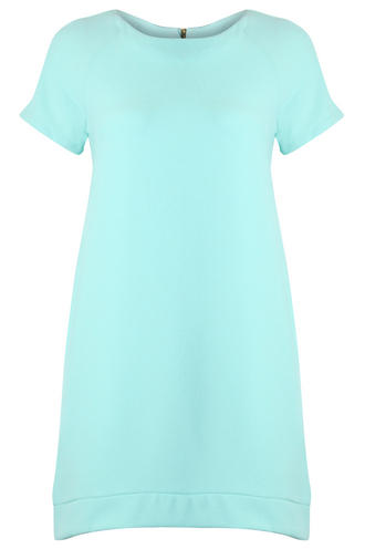 View Item Mint Green Shift Dress