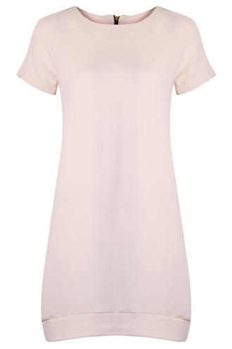 View Item Pale Pink Shift Dress