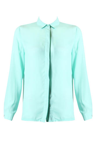 View Item Mint Green Shirt