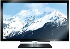 Toshiba 46WL768 46 Inch 3D LED Internet Enabled TV Full HD Freeview HD. Preview