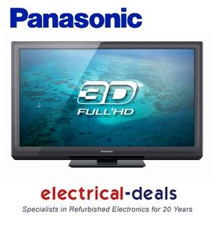 Panasonic TX-P42ST30B 42 Inch Full 1080p HD 3D Neo Plasma 600Hz TV Preview