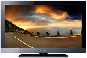Sony KDL22CX32DBU 22-inch Widescreen HD Ready LCD TV and Built-in DVD Player  Preview