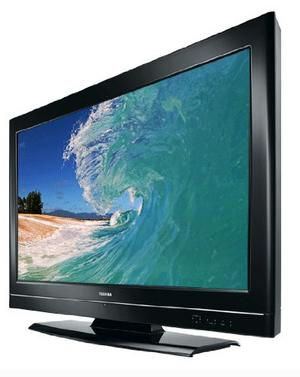 "Toshiba 19BV501B 19"" HD Ready LCD TV with Freeview 720p Portable Preview"