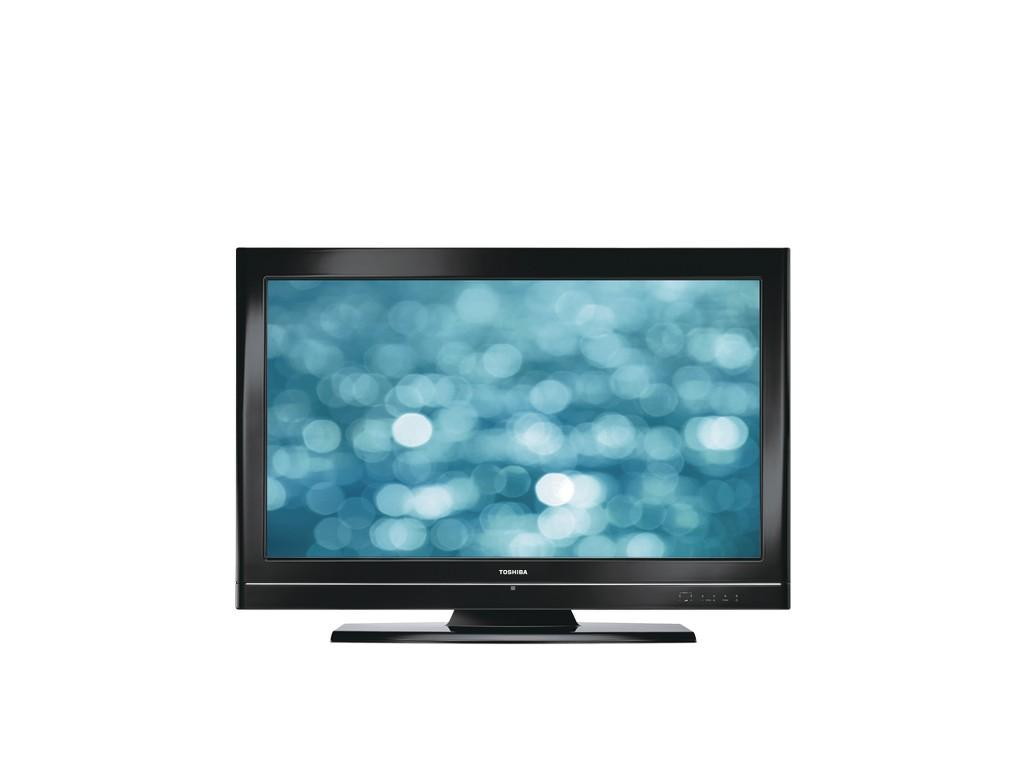 Toshiba 32BV501B 32-inch Widescreen HD Ready LCD TV with Freeview Black Enlarged Preview
