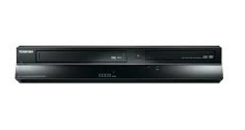 Toshiba DVR20 Digital DVD Recorder and VCR with Freeview ...