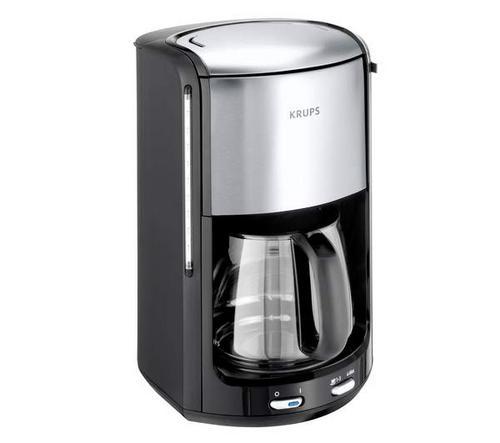 krups pro aroma fmd395 filter coffee machine stainless steel litres. Black Bedroom Furniture Sets. Home Design Ideas
