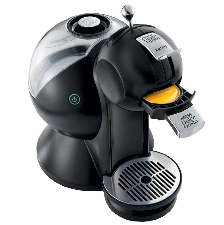 nescaf dolce gusto by krups kp210040 coffee machine black 15 bar pressure pump ebay. Black Bedroom Furniture Sets. Home Design Ideas