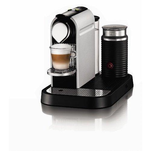 krups nespresso xn710240 citiz and milk coffee machine frosted aluminium. Black Bedroom Furniture Sets. Home Design Ideas