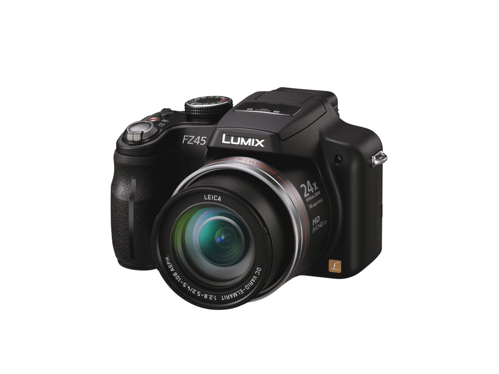 Panasonic Lumix DMC-FZ45EBK Digital Camera 3