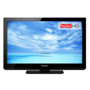 "Panasonic Viera TX-L32C4B 32"" LCD HD Ready Widescreen TV With Freeview HD Black Preview"