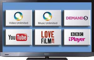 Sony KDL40EX523BU 40-inch Widescreen Full HD 1080p Internet TV with Freeview HD  Preview