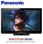 "View Item Panasonic TXP50S30B - 50"" Full HD Plasma Television with Freeview HD Black"