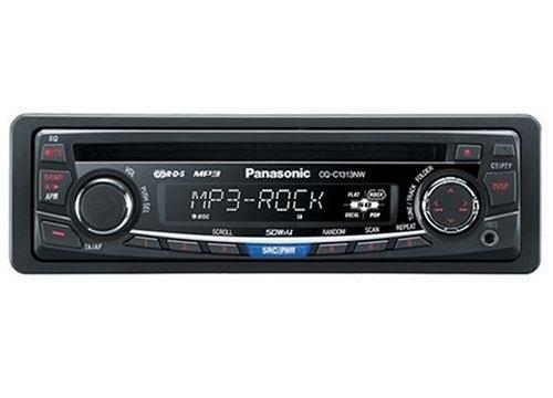 Panasonic Car Stereo Wiring Diagram