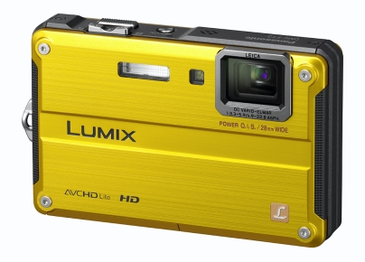 Panasonic Lumix DMC-FT2EB-Y Digital camera. Water/Freeze/Shock/Dust-proof Design Enlarged Preview