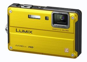 Panasonic Lumix DMC-FT2EB-Y Digital camera. Water/Freeze/Shock/Dust-proof Design Preview