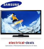 View Item SAMSUNG PS43E450A1WXXU Series 4, 43inch Plasma TV, 600Hz, 1024 x 768, HDMI &amp; USB