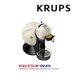 Krups KP210240. NESCAF� Dolce Gusto. Coffee Machine. Ivory. 15 Bar Pressure Pump Preview