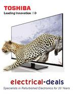 View Item TOSHIBA 55VL963B Smart 3D LED TV Access internet TV & Freeview HD. WiFi Ready.
