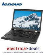 View Item Lenovo 3000 N200 0769-EUG 15.4&quot; 2GB mem Core 2 Duo Laptop Silver Vista Business - with free backpack