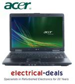 "View Item Acer Extensa 5620Z-2A2G08MI 15.4"" Laptop. Pentium T2330. 2GB RAM. 80GB HDD. Vista Home Premium. Black"