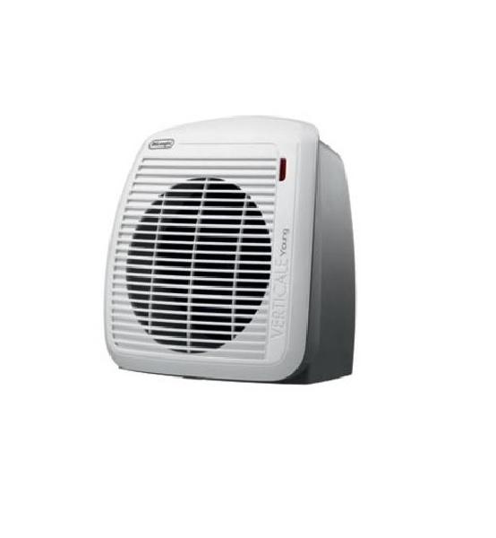 delonghi vertical young hvy1030 upright fan heater 2kw 2. Black Bedroom Furniture Sets. Home Design Ideas