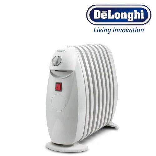 Delonghi Trn0808m Oil Filled Radiator 800 Watt 8 Fin