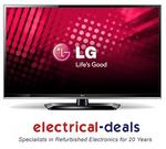 "View Item LG 47LS5600 Full 1080p HD 47"" LED Backlit TV featuring Freeview, HDMI & USB 2.0"