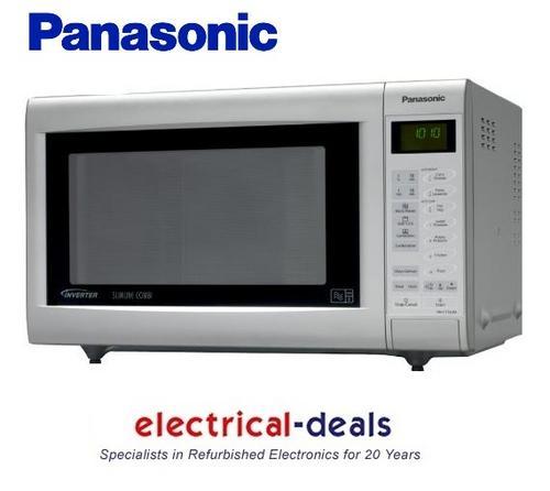 Panasonic NN-CT562MBPQ Freestanding Combi Microwave. 27L