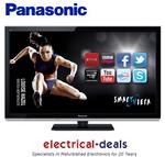 View Item Panasonic TX-P42UT50B 42-inch Full HD 1080p 3D Plasma. Freeview HD. WiFi Ready