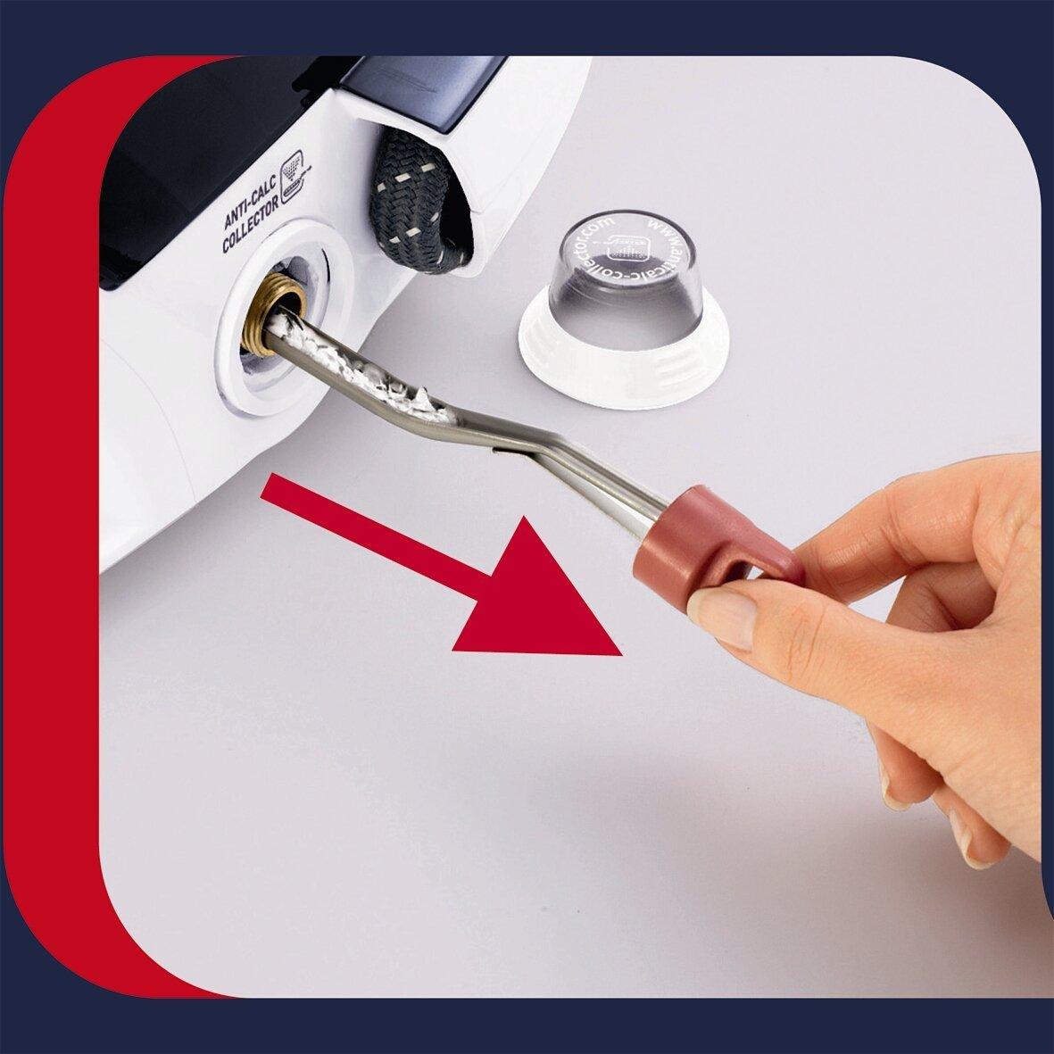 Как почистить парогенератор от накипи в домашних условиях филипс